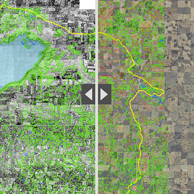 Mapping and Assessment The Manitoba Habitat Heritage Corporation